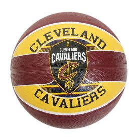 スポルディング(SPALDING) バスケットボール 7号球 (一般 大学 高校 中学校) 男子用 2017 キャバリアーズ 83-504Z (Men's)