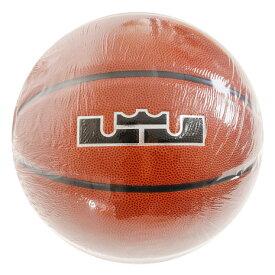 ナイキ(NIKE) バスケットボール 7号球 (一般 大学 高校 中学校) 男子用 レブロン オールコート 4P BS3005 855 (Men's)
