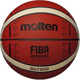 モルテン(molten) バスケットボール 7号球 (一般 大学 高校 中学校) 男子用 FIBA スペシャルエディション B7G2000-S0J (メンズ)