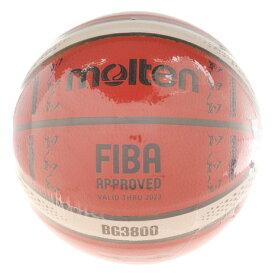 モルテン(molten) バスケットボール 7号球 (一般 大学 高校 中学校) 男子用 FIBA スペシャルエディション B7G3800-S0J (メンズ)