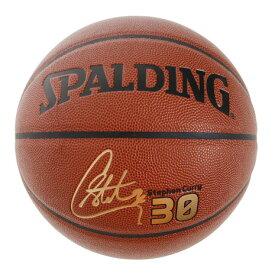 スポルディング(SPALDING) ステフィン カリー コンポジット 7号球 74-645Z (メンズ)