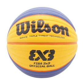ウイルソン(WILLSON) FIBA 3×3 GAME BASKETBALL WTB0533XD (Men's、Lady's)
