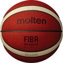 モルテン(molten) バスケットボール 6号球 (一般 大学 高校 中学校) 女子 検定球 BG5000 B6G5000 自主練 (レディー…