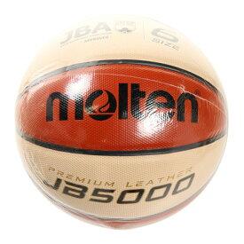 モルテン(molten) バスケットボール 6号球 (一般 大学 高校 中学校) 女子 検定球 JB5000 B6C5000-X 自主練 (レディース)