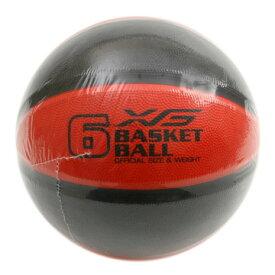 エックスティーエス(XTS) バスケットボール 6号球 (一般 大学 高校 中学校) 女子用 781G5ZK6620RED (レディース)