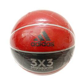 アディダス(adidas) 【多少の傷汚れありの為大奉仕】バスケットボール 3×3 6号球 AB3301RBK (Men's、Lady's)