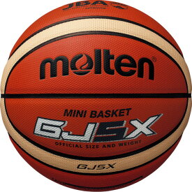モルテン(molten) バスケットボール 5号球 (小学校用) 検定球 GJ5X BGJ5X (Jr)