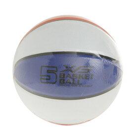 エックスティーエス(XTS) バスケットボール 5号球 (小学校用) ジュニア 781G5ZK6621BLU (キッズ)