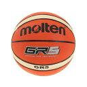 【9/20はエントリーで会員ランク別P10倍】モルテン(molten) バスケットボール 5号球 (小学校用) ジュニア GR5 BGR5-…