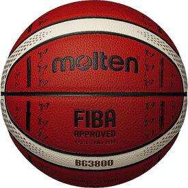 モルテン(molten) バスケットボール 5号球 (小学校用) ジュニア FIBAスペシャルエディション B5G3800-S0J (キッズ)