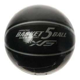 エックスティーエス(XTS) バスケットボール 5号球 781G1ZK5887 BLKSLV (キッズ)