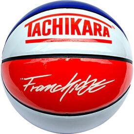 タチカラ(TACHIKARA) 【ポイント15倍】【多少の傷汚れありの為大奉仕】バスケットボール 7号球 (一般 大学 高校 中学校) FRANCHISE COLOR OF CITY SB7-310 (メンズ)