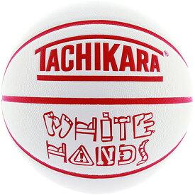 タチカラ WHITE HANDS-RED 7号球 SB7-204 (Men's)