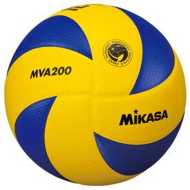 ポイント10倍〜!要エントリー!3月1日0:00〜23:59まで ミカサ(MIKASA) バレーボール検定球 5号球 MVA200 (Men's、Lady's)