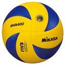 ミカサ(MIKASA) バレーボール 検定球 4号 MVA400 (メンズ、レディース)