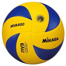ミカサ(MIKASA) バレーボール 検定球 4号 (中学校用・家庭婦人用) 自主練 MVA400 (メンズ、レディース)