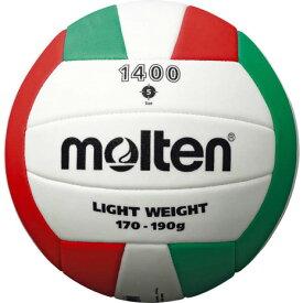 モルテン(molten) バレーボール 4号 軽量 (小学校用) バレーボール1400 V4C1400-L 自主練 (キッズ)
