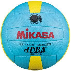 ミカサ(MIKASA) ドッジボール 3号 試合球 MGJDB-L (Jr)