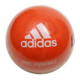 アディダス(adidas) ソフトドッジボール 2号球 オレンジ AD210R (キッズ)