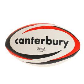 【買いまわりでポイント最大10倍!】カンタベリー(canterbury) ラグビーボール 5号球 AA02680-19 (Men's)