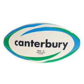 【買いまわりでポイント最大10倍!】カンタベリー(canterbury) ラグビーボール 5号球 AA02680-24 (Men's)