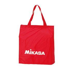 ミカサ(MIKASA) ミカサ レジャーバッグ BA21-R レッド MIKASA トートバッグ (メンズ、レディース、キッズ)