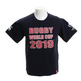 カンタベリー(canterbury) ラグビーワールドカップ2019(TM) Tシャツ VWD39406 29 (Men's、Lady's)