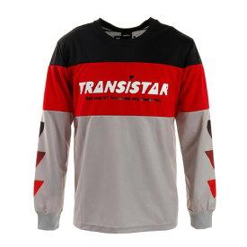 トランジスタ(TRANSISTAR) 長袖ゲームシャツ フラッグスイッチ HB19AT06-06 (メンズ)