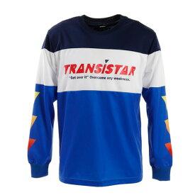 トランジスタ(TRANSISTAR) 長袖ゲームシャツ フラッグスイッチ HB19AT06-41 (Men's)