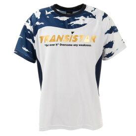 トランジスタ(TRANSISTAR) ハンドボールゲームシャツ ピクトグラム HB20ST01-14 (Men's)