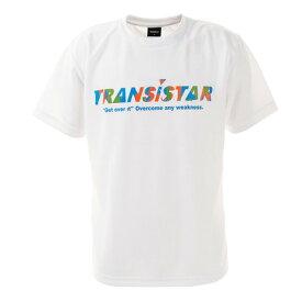 トランジスタ(TRANSISTAR) ペイント Tシャツ HB20TS04-19 (Men's)