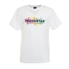 トランジスタ(TRANSISTAR) 半袖Tシャツ ペイズリー HB20TS07-19 (メンズ)