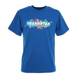 トランジスタ(TRANSISTAR) 半袖Tシャツ ペイズリー HB20TS07-49 (メンズ)