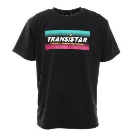 【5/15 24h限定 エントリーで会員ランク別ポイント最大10倍!】トランジスタ(TRANSISTAR) ハンドボールウェア Tシャツ NIZI HB21TS12-09 (メンズ)