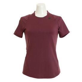 アンダーアーマー(UNDER ARMOUR) ラッシュ ショートスリーブシャツ #1332468 LLP/BLK AT (Lady's)