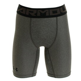 アンダーアーマー(UNDER ARMOUR) ヒートギアアーマー コンプレッション ショーツ 1358578 CBH/BLK AT オンライン価格 (メンズ)