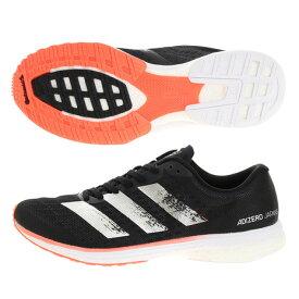 アディダス(adidas) スニーカー メンズ ランニングシューズ アディゼロジャパン adizero Japan 5 wide EE4303 (メンズ)