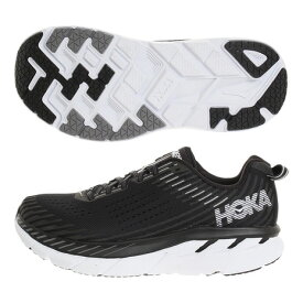 HOKA クリフトン 5 ワイド (Clifton 5 Wide) 1093757-BWHT (Men's)