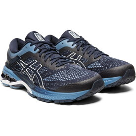 アシックス(ASICS) GEL-KAYANO 26 EXTRA WIDE 1011A536.400 (Men's)