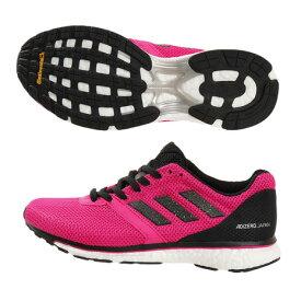 アディダス(adidas) ランニングシューズ アディゼロ ジャパン 4 ワイド EG3373 オンライン価格 (Lady's)