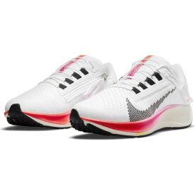 ナイキ(NIKE) ランニングシューズ ジョギングシューズ エア ズーム ペガサス 38 フライイーズ DJ5417-100 マラソン (レディース)