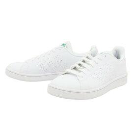 【8月11日までエントリーででP5倍~】アディダス(adidas) スニーカー メンズ ADVANCOURT BASE EE7690 白 ホワイト オンライン価格 (Men's)