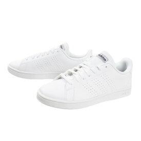 【8月11日までエントリーででP5倍~】アディダス(adidas) スニーカー メンズ アドヴァンコート ベース スニーカー EE7691 白 ホワイト オンライン価格 (Men's)