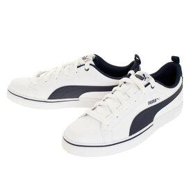 プーマ(PUMA) スニーカー ブレークポイントVULC 372290-03 白 ホワイト スポーツシューズ (メンズ)