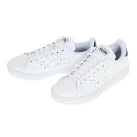 アディダス(adidas) スニーカー アドバンコート LEA M F36423 スポーツシューズ ホワイト 白 通学 学生 (メンズ)
