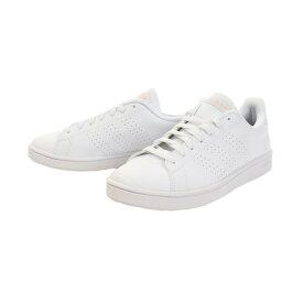 【8/1〜8/2はエントリーでP5倍】アディダス(adidas) スニーカー アドバンコート BASE EE7692 白 ホワイト (メンズ、レディース)