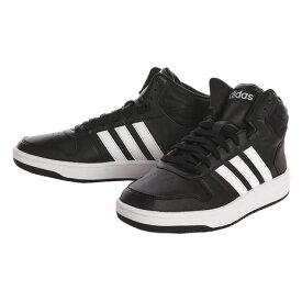 アディダス(adidas) スニーカー アディフープスミッド ADIHOOPS MID 2.0 BB7207 スポーツシューズ (メンズ)