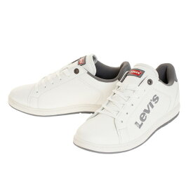 リーバイス(LEVIS) スニーカー DECLAN L 231204-51 WHITE オンライン価格 (メンズ)