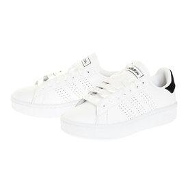 アディダス(adidas) スニーカー レディース アドバンコート用 BLD EF1034 白 ホワイト オンライン価格 通学 (レディース)