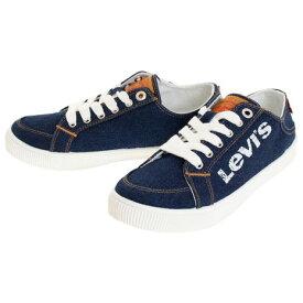 リーバイス(LEVIS) スニーカー HANSEN 230598 NAVY BLUE オンライン価格 (Men's、Lady's)